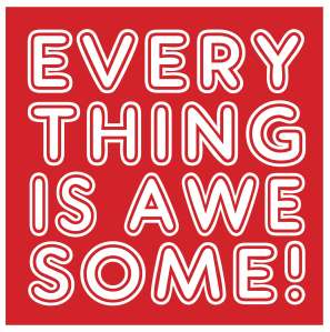 Everything-is-Awesome!